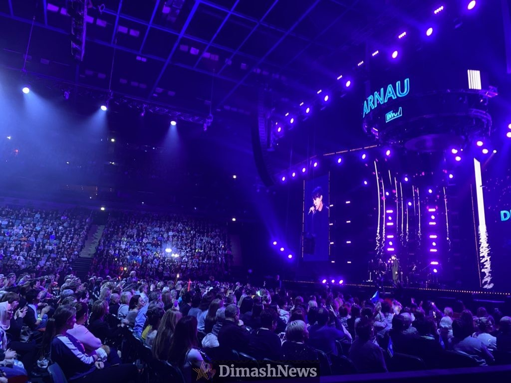 Fans from 30 countries of the world attended concert of Dimash Kudaibergen in St. Petersburg
