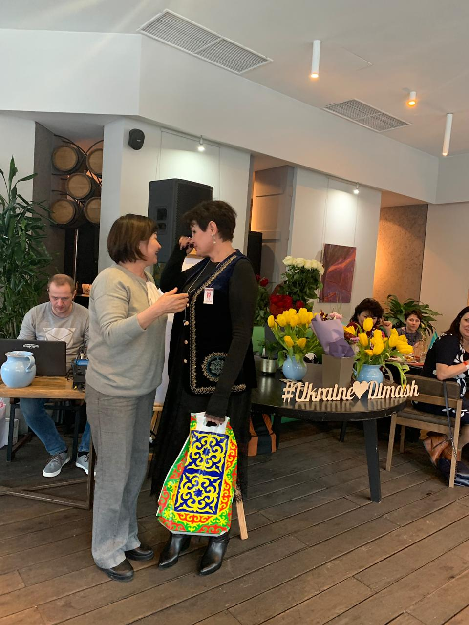 "Fan ""pre-party"" of Dimash took place in Kyiv"