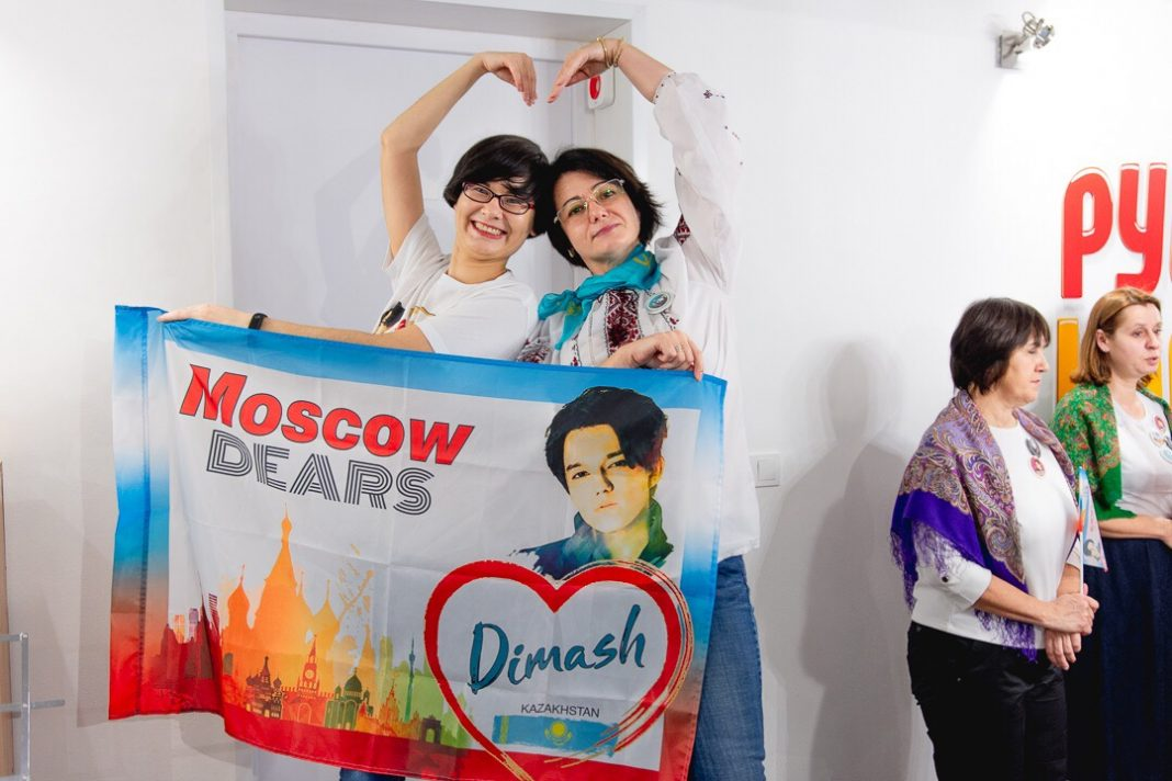 Fan club's stories: Moscow Fan Club