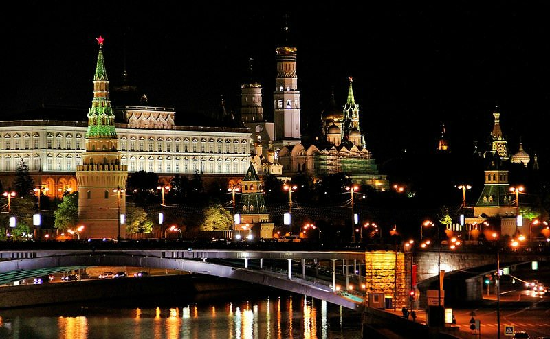 ARNAU TOUR: the heart of Russia - Moscow