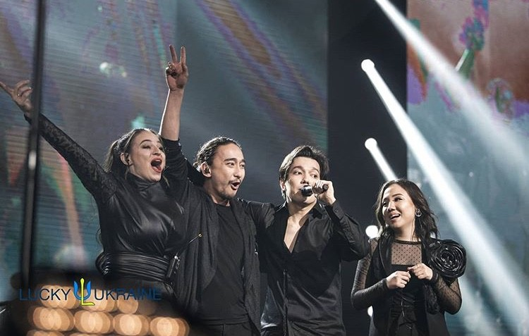 Dimash's backup singers. Who are they?