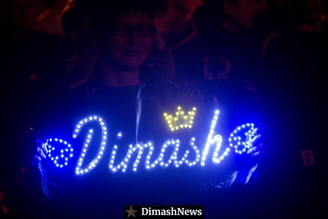 Dimash touched the hearts of Kyiv fans, singing in Ukrainian language