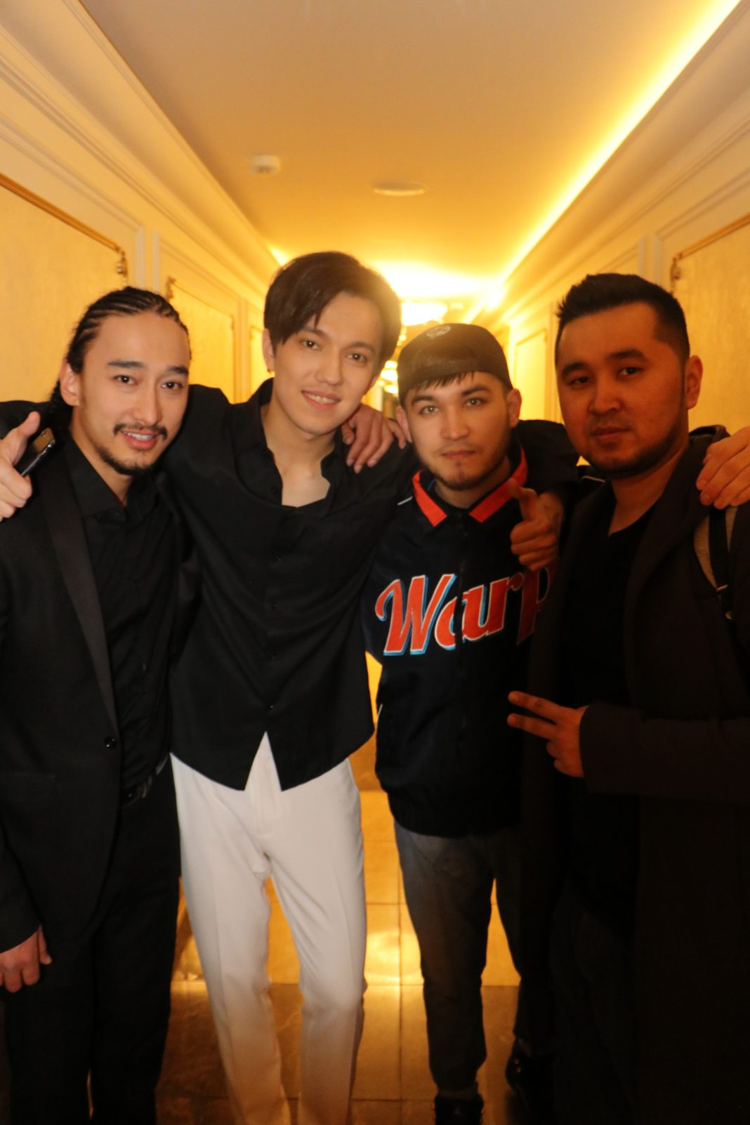Singer and Actor: Dimash's backing vocalist Rasul Usmanov