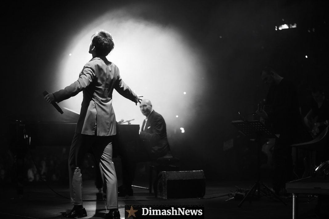 In Moscow, Dimash Kudaibergen's concert was a complete furore