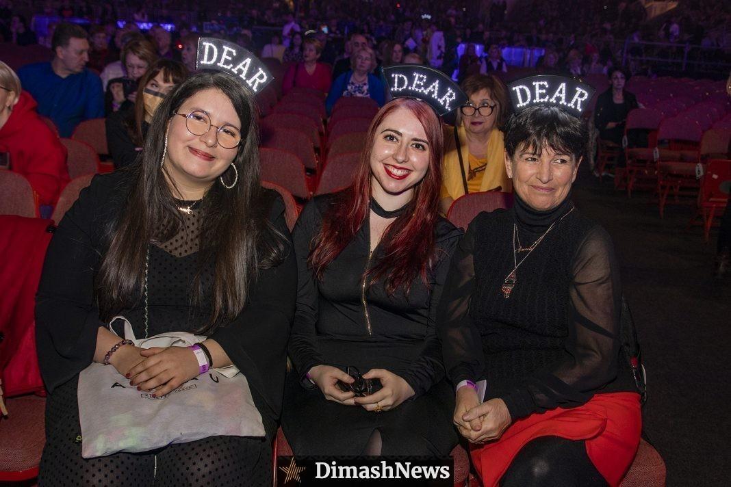 The voice of Dimash Kudaibergen infatuates Riga