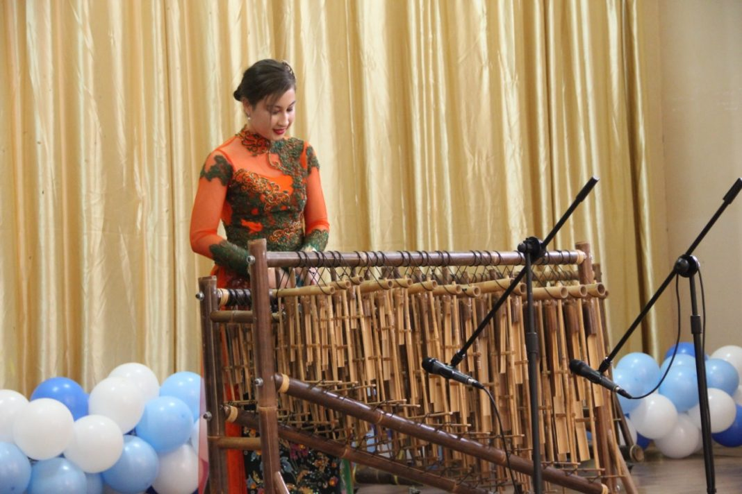 The charm of Angklung