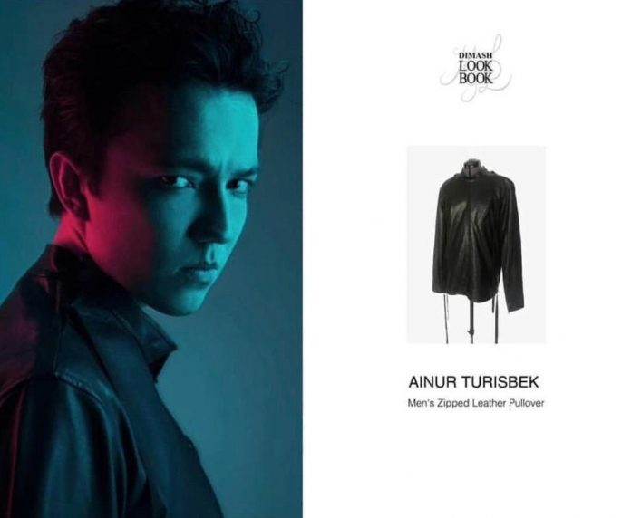 """I am inspired by human nature"" - Ainur Turisbek, a founder of a domestic brand"