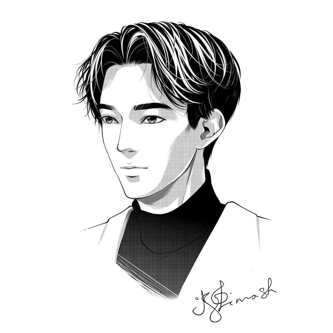 """The Dimash Manga project completed the first release of the manga featuring Dimash """"D'R'S"""""""