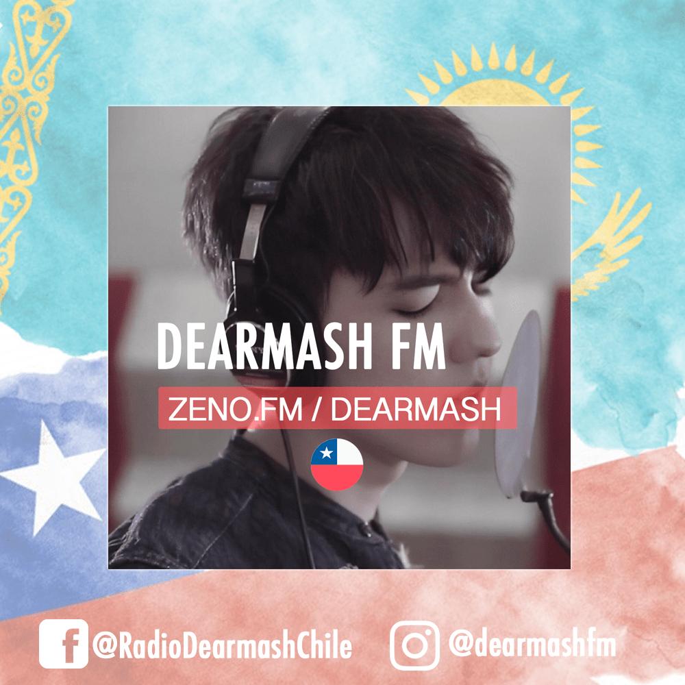 """Round-the-clock radio """"DEARMASH FM"""" appears in Chile"""