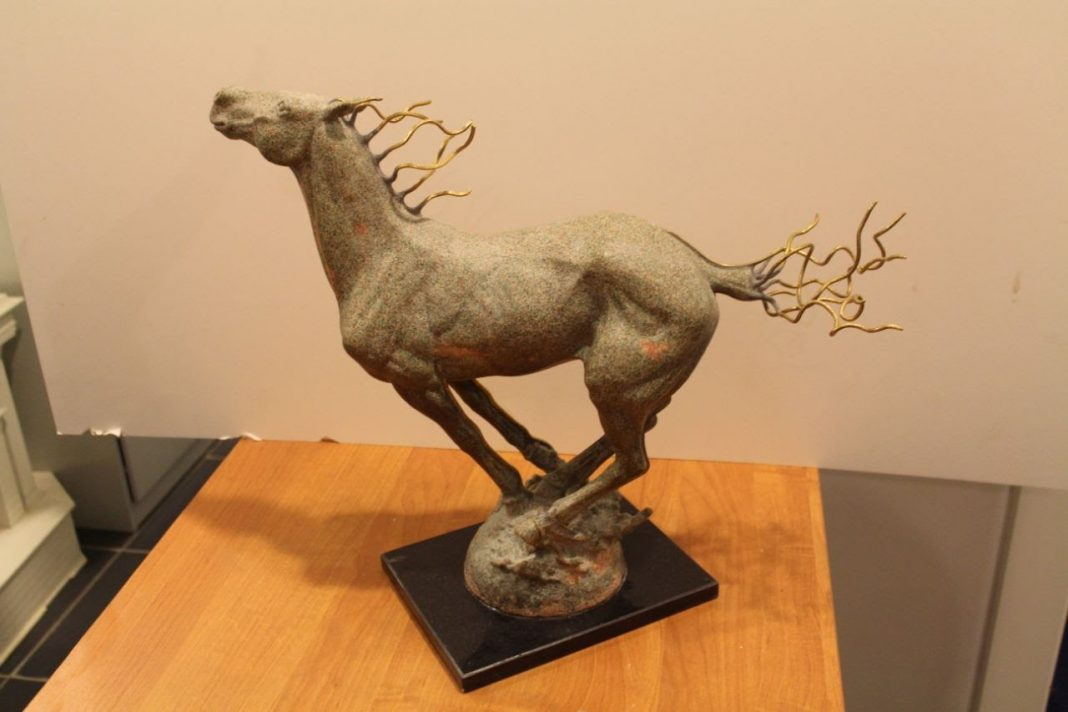 """The works of Kazakh masters are primarily noticed abroad"": Syrym Musrepov about the complex but very interesting art of a sculptor"