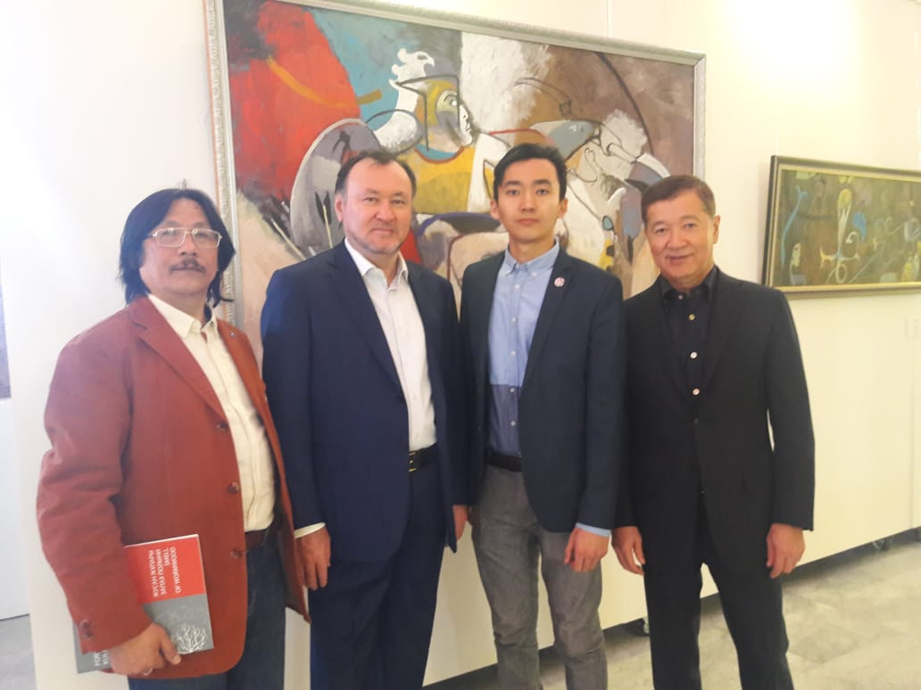 """""""The works of Kazakh masters are primarily noticed abroad"""": Syrym Musrepov about the complex but very interesting art of a sculptor"""