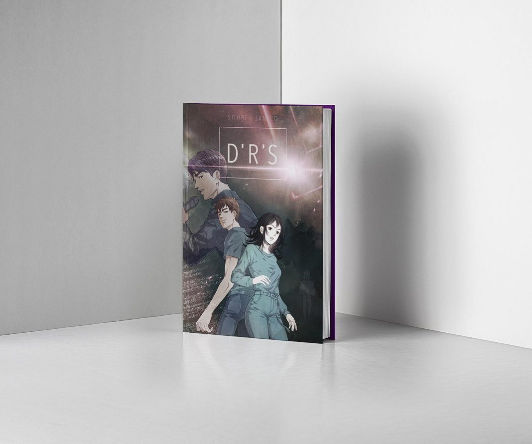 "The pre-order of the Standard and Premium printed versions of the manga ""D'R'S"" has started"