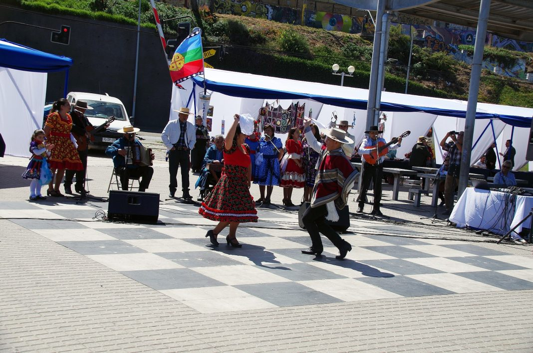 The Soul of Chile – the national cueca dance