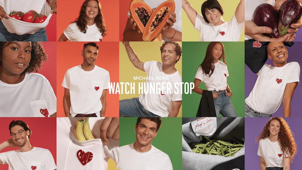 Watch Hunger Stop Michael Kors