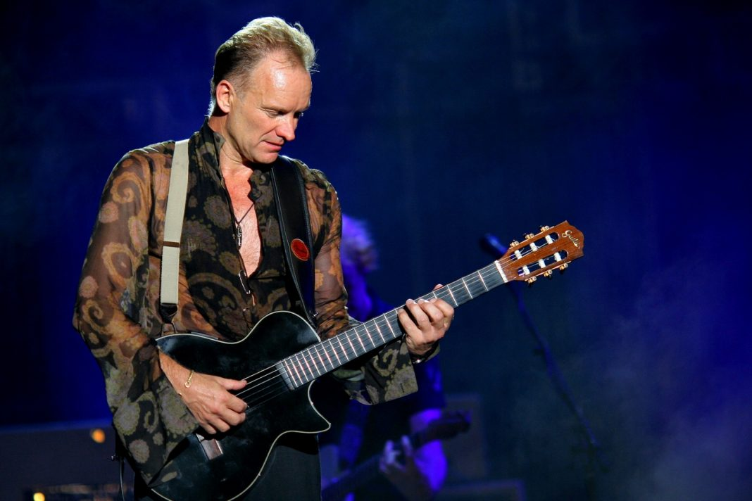 "Sting postponed release of long-awaited album ""Duets"" due to pandemic"
