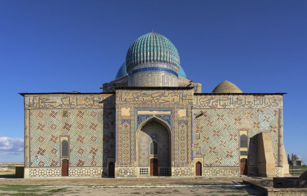 Kazakstan Pearl of the Great Silk Road in a new documentary