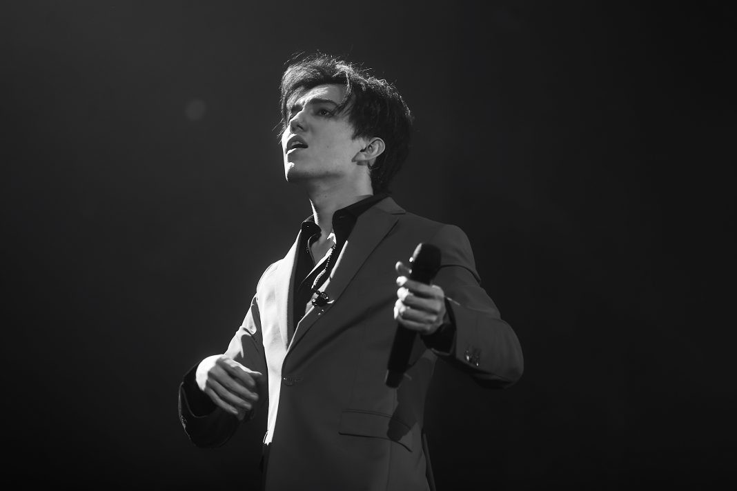 "Dimash Kudaibergen won in the nomination ""Cultural Worker of the Year"""