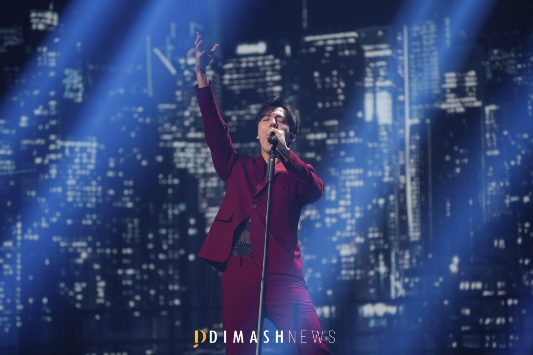 """""""DIMASH DIGITAL SHOW"""" will be broadcast as an encore"""