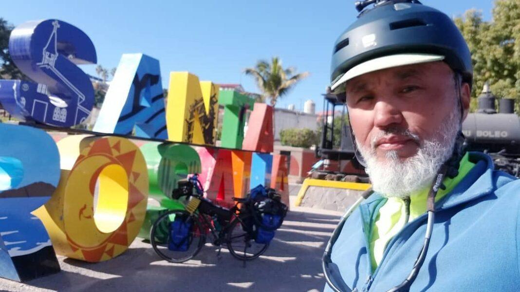 Mexican Dears met a famous traveler from Kazakhstan