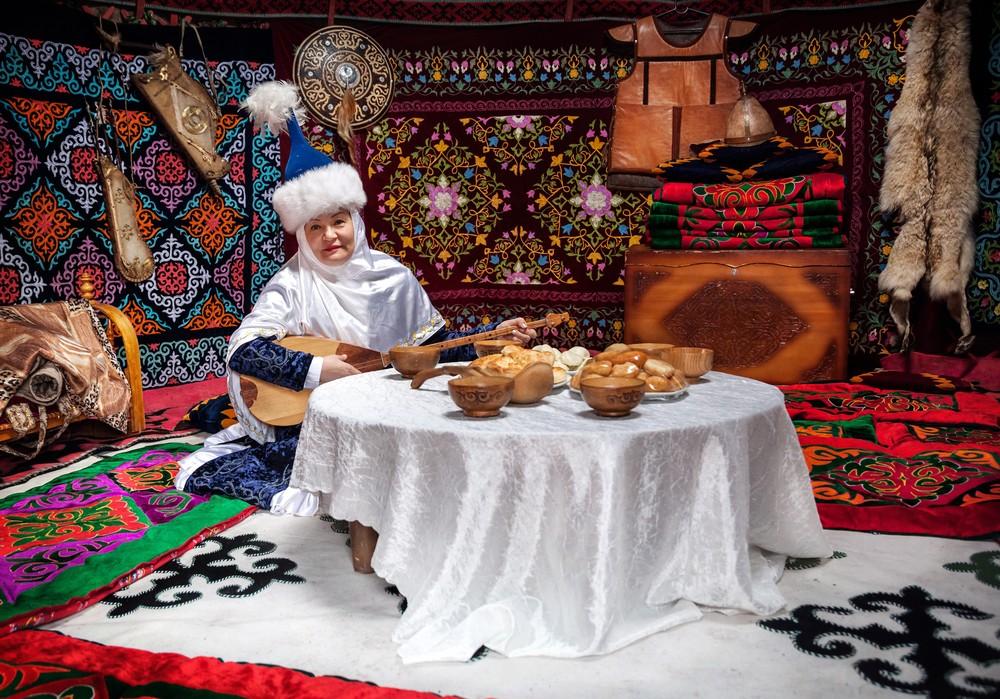 """KIELI MEKEN"" published in honor of the Nauryz holiday"