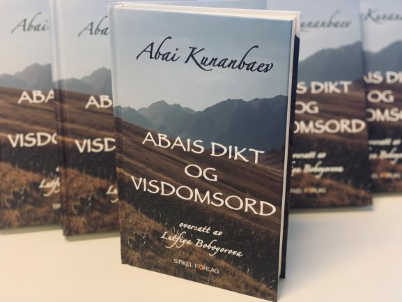 Abai's works were translated into Norwegian for the first time