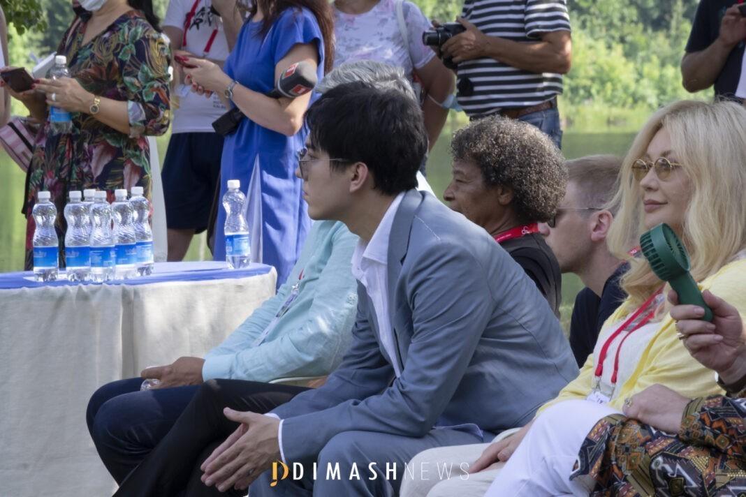 """Slavianski Bazaar, The Draw of participants"" (July 16, 2021)"