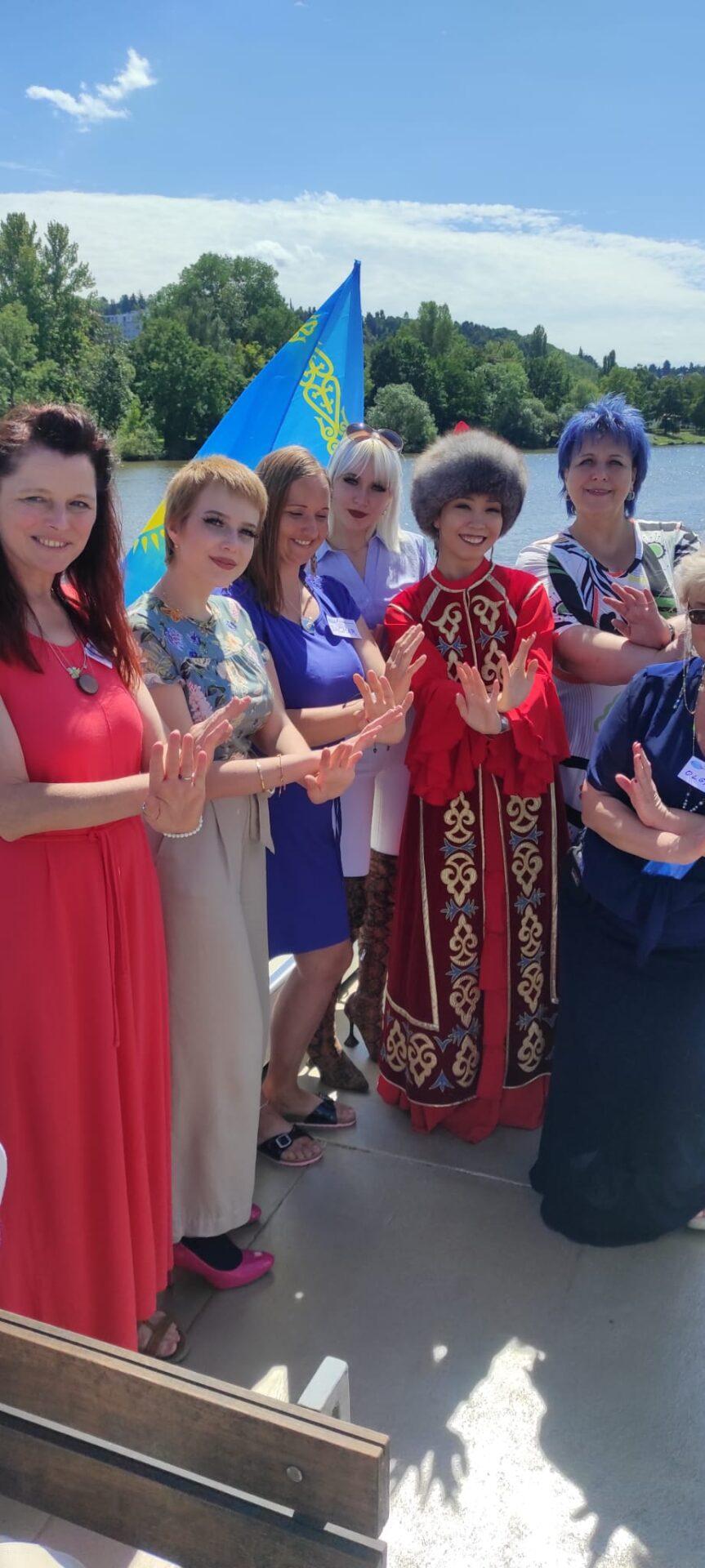Czech kazakh Dears Prague