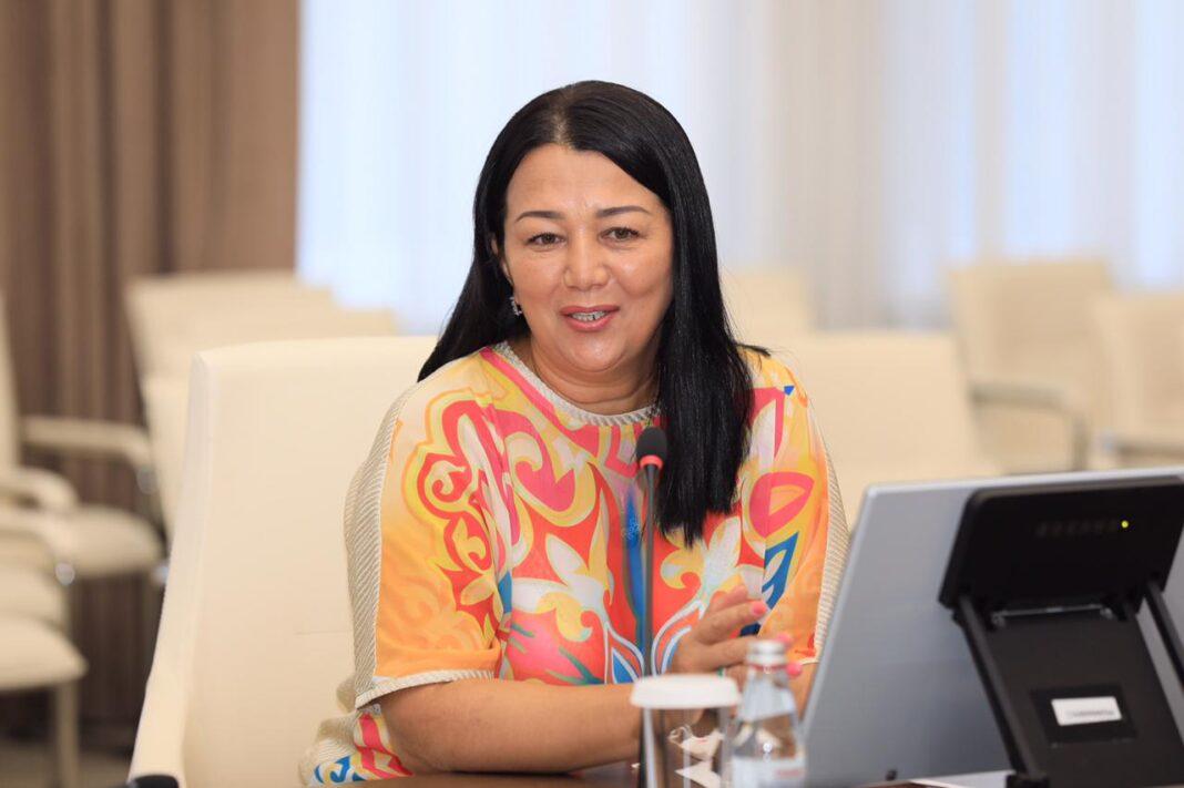 singer Svetlana Aitbayeva