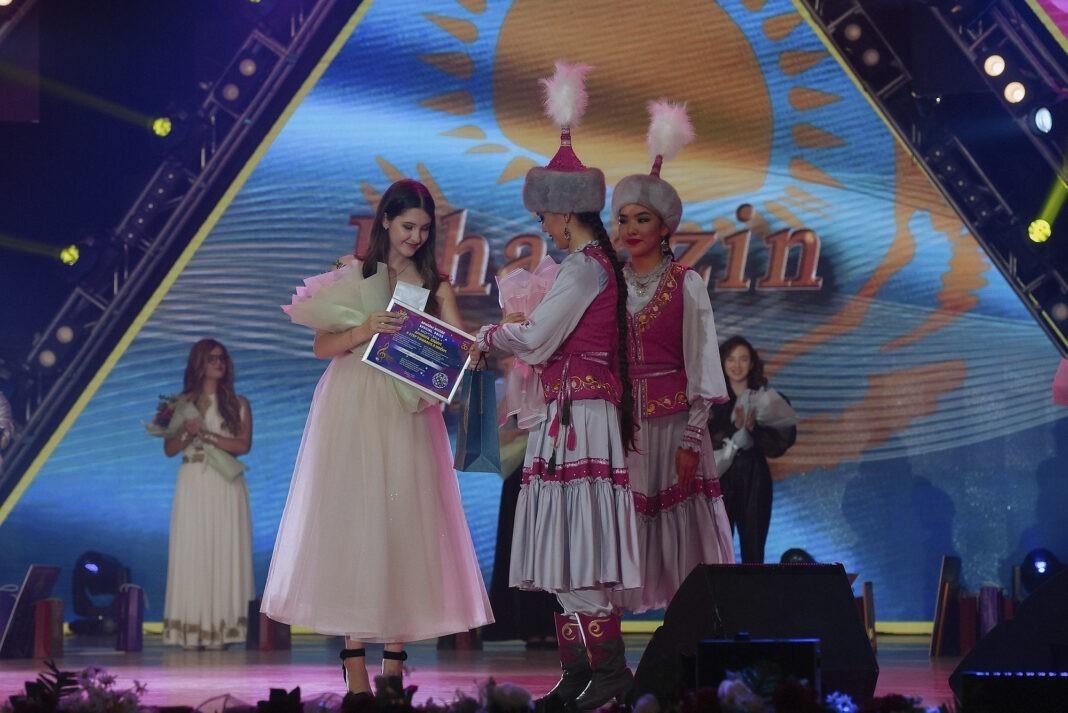 Anna Glotova Step to the Dream Dears Baqytty Bala