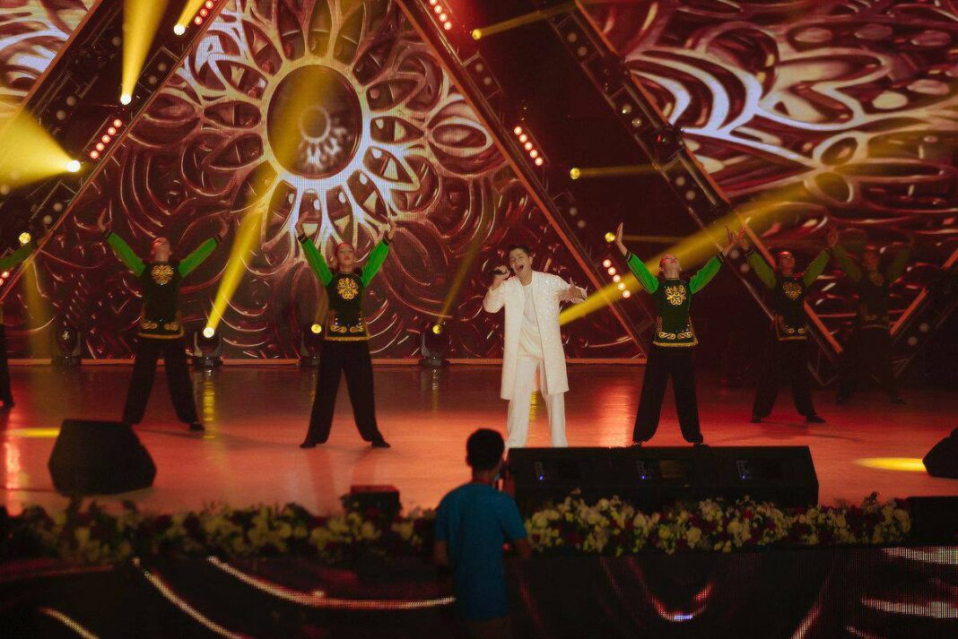contestant Aktobe concert hall